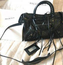 Balenciaga τσάντα νέο δέρμα