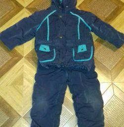 Costum d / s, inaltime 104-110 cm