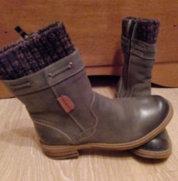 Ботинки сапоги женские PREGO демисезон