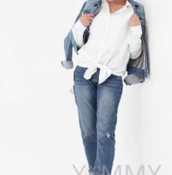 Hamile ve emzikli gömlek Y @ mmy Mammy