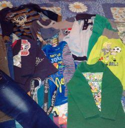 Îmbrăcăminte de la 6-9 ani