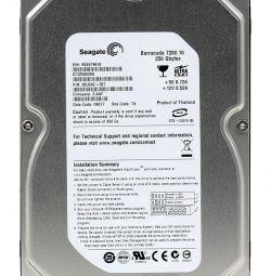 Hard Drive Seagate ST3250620A, IDE, 250gb