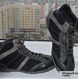 GEOX Ανδρικές χειμερινές μπότες. Αρχικό