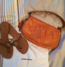 Bag 👜 Italia de costume naționale 🇮🇹 Handmade