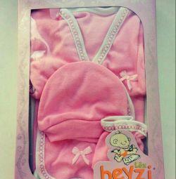 Set for a newborn