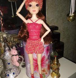 Κοινή κούκλα BJD 30 εκ