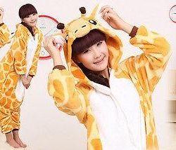 Жираф, кигуруми комбинезон пижама унисекс