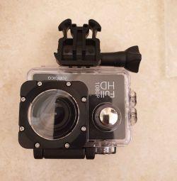 Κάμερα δράσης Rombica DVP-AC34