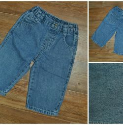 Jeansiki for 6-9 months