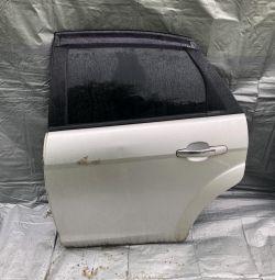 Kapı arka sol Ford Focus 2 restyling