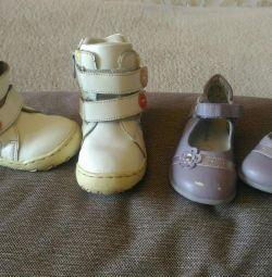 23 boy ayakkabı