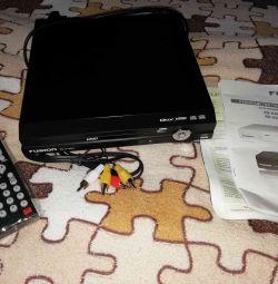 DVD player Fusion FD-U148X  nou