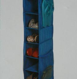 Organizator - Rafturi de depozitare Albastru