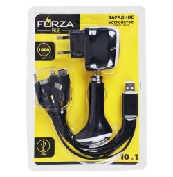 Charger (new) FORZA USB universal 10in1!