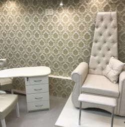 Table for the master of Manicure and pedicure