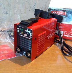 Maxsut MC250 welding machine New