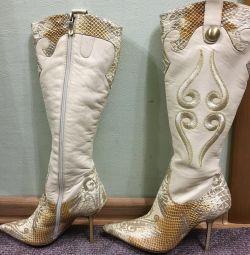 Γυναικείες μπότες, 36 μεγέθη