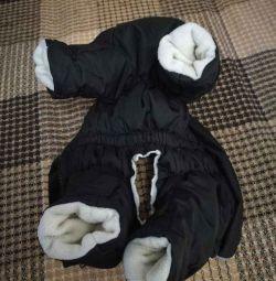 Erkek hapşırığı için kışlık kıyafet