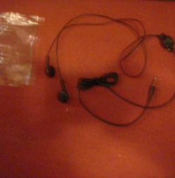 New headphones.