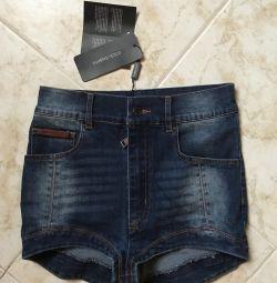 Dolce Gabbana🌹Крутие джинсові шорти, оригінал