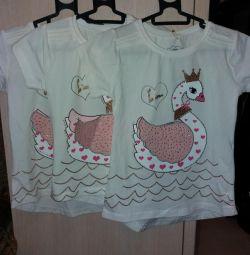 T-shirt pentru copii (Turcia)
