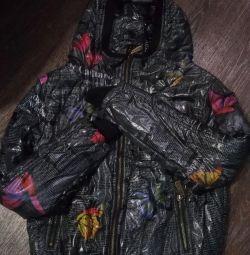 Jacheta de primăvară ușoară, nouă