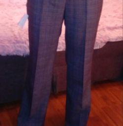 Klasik pantolonlar 50r
