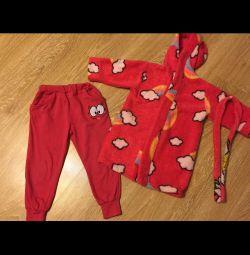 Îmbrăcăminte pentru fete cu pachete 110