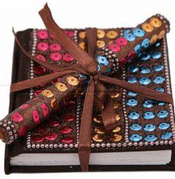 Gift set (notebook, pen)