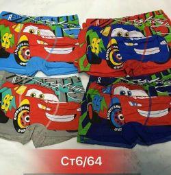 Children's panties-shorts