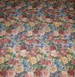 Tapestry tablecloth
