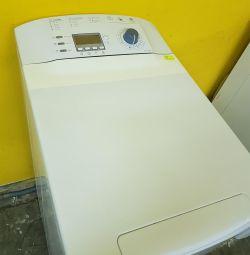 Top-loading washing machine