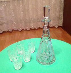 Kit de cristal
