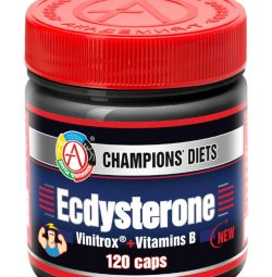 Ecdysterone - increases muscle growth