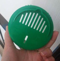 Крышка полиэтиленовая для свива 100мм