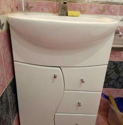 Cupboard under the sink