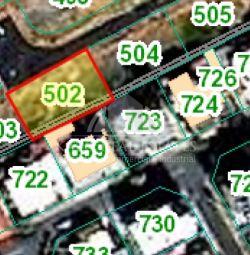 Plot Residential in Agios Nicolaos Limassol