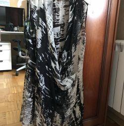Шелковая блузка DKNY