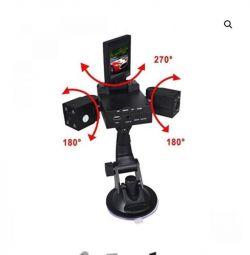 DVR Dupla Auto κάμερα CL-068