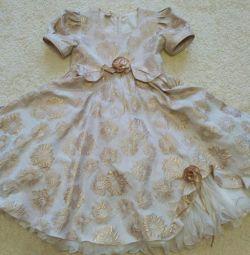 Праздничная платье для девочки