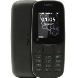 Nokia 105 (2017) Siyah