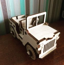 Wooden constructor