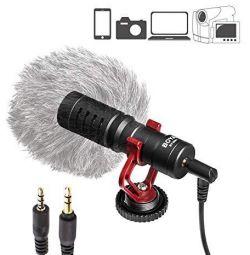 Boya - новый накамерный конденсаторный микрофон