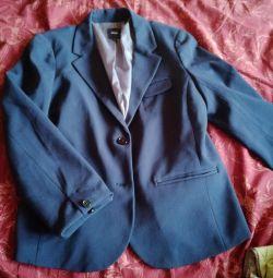Πακέτο σχολική στολή σακάκι kovt μπλε