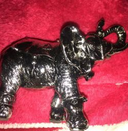 Elephants souvenirs.