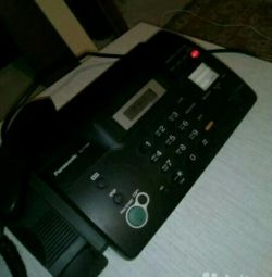 Факс Panasonik kx-ft938