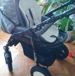Baby carriage 2 in 1