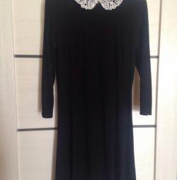 Φόρεμα με δαντέλα δαντέλα p.S