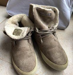 Pantofi de suede pantofi dimensiune 36