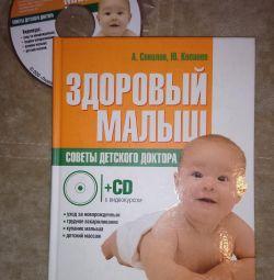 Cartea pentru copii sănătoase cu CD